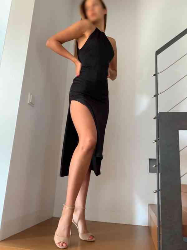 escort model hannah